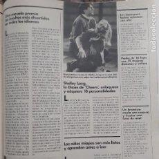 Coleccionismo de Revistas y Periódicos: SHELLEY LONG CHEERS. Lote 205872170