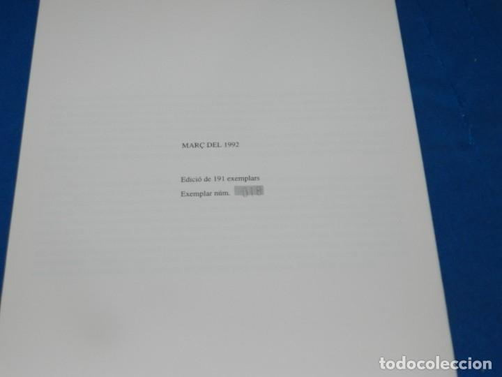 Coleccionismo de Revistas y Periódicos: (M) REVISTA VÈRTEX N.13 PAU RIBA VIATGE FORÇAT A LEPÍFISI , EDICIÓ DE 191 EXEMPLARS - Foto 3 - 205910616