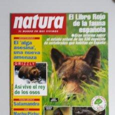 Coleccionismo de Revistas y Periódicos: REVISTA NATURA N° 117. DICIEMBRE DE 1992. Lote 206181255