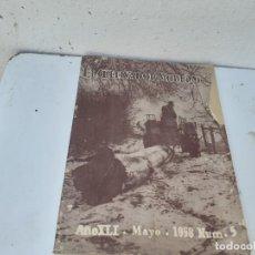 Coleccionismo de Revistas y Periódicos: 6 REVISTAS DE MODA AÑOS 50. Lote 206395222