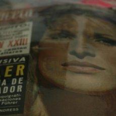 Coleccionismo de Revistas y Periódicos: URSULA ANDRESS EL PAPA JUAN XXIII HITLER MARILYN MONROE 1965. Lote 206454191