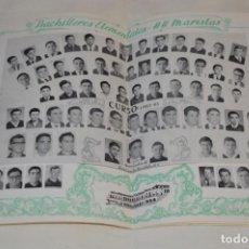 Coleccionismo de Revistas y Periódicos: ANTIGUO / VINTAGE - BOLETÍN MARISTAS / MÁLAGA - DICIEMBRE 1963 - LISTA PREMIOS CURSO 1962/63 ¡MIRA!. Lote 206475193