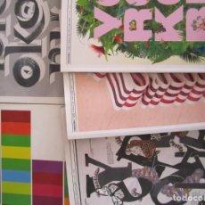 Coleccionismo de Revistas y Periódicos: LOTE 5 REVISTAS YOROKOBU Nº 99-92-88-78-8. Lote 206513298