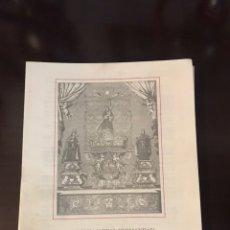 Coleccionismo de Revistas y Periódicos: HOJA INFORMATIVA - JESUS DEL GRAN PODER Y MARIA SANTISIMA - Nº 17 - SEPTIEMBRE 1994. Lote 206531978