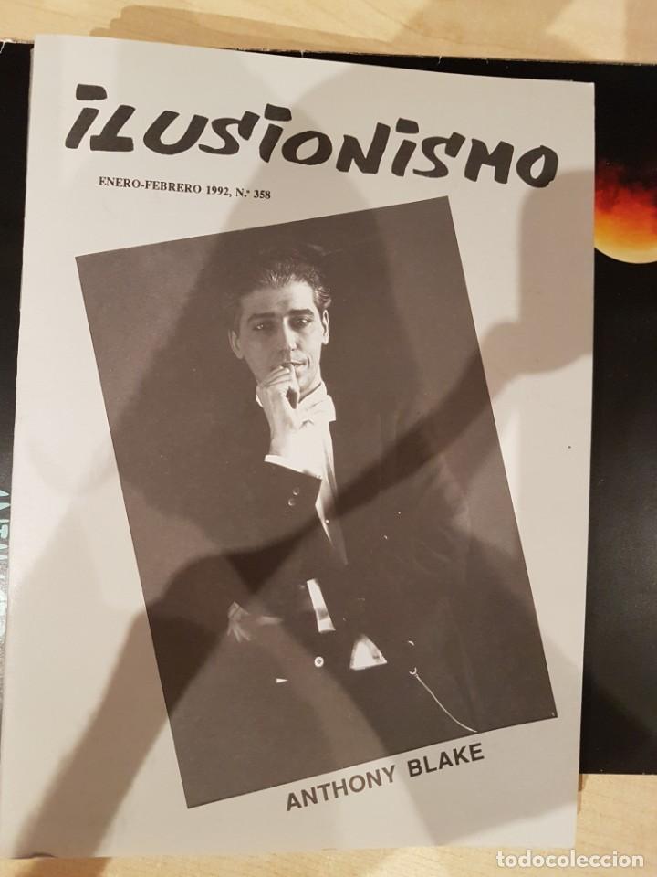 ILUSIONISMO LOTE DE 6 REVISTAS (Coleccionismo - Revistas y Periódicos Modernos (a partir de 1.940) - Otros)