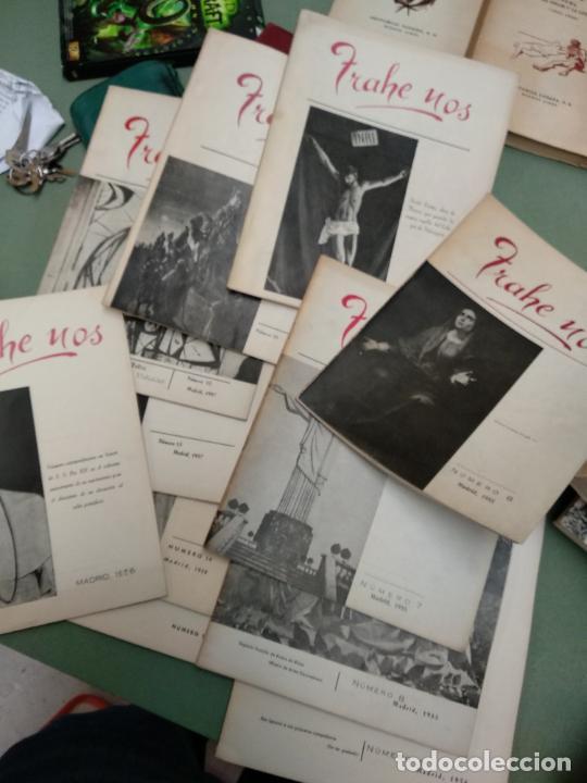 TRAHE NOS. REVISTA PUBLICADA POR LAS ANTIGUAS ALUMNAS Y COLEGIALAS DEL REAL COLEGIO DE SANTA ISABEL (Coleccionismo - Revistas y Periódicos Modernos (a partir de 1.940) - Otros)