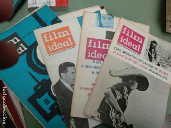 Coleccionismo de Revistas y Periódicos: Film Ideal - Lote 37 Revistas - Bien conservadas - Foto 2 - 206828525