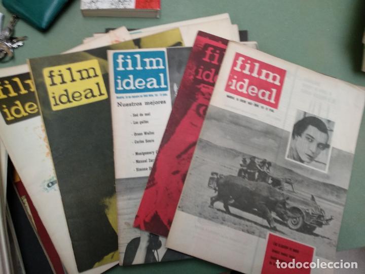 Coleccionismo de Revistas y Periódicos: Film Ideal - Lote 37 Revistas - Bien conservadas - Foto 3 - 206828525