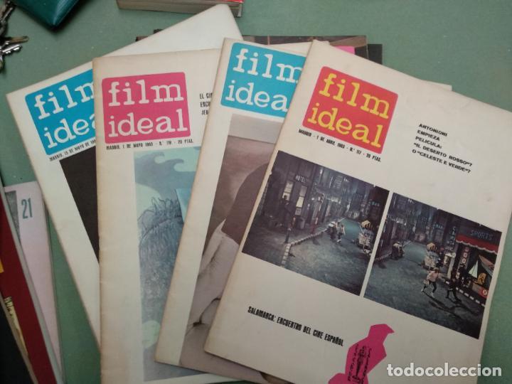 Coleccionismo de Revistas y Periódicos: Film Ideal - Lote 37 Revistas - Bien conservadas - Foto 4 - 206828525