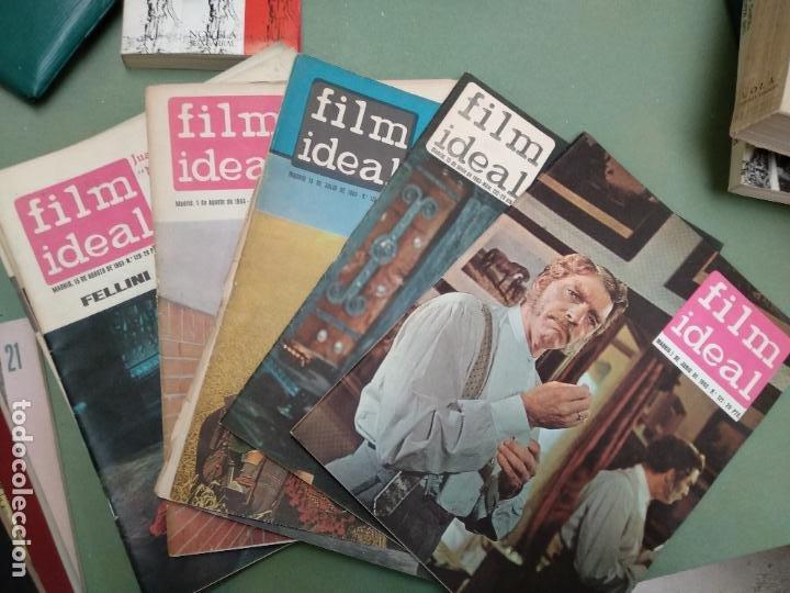 Coleccionismo de Revistas y Periódicos: Film Ideal - Lote 37 Revistas - Bien conservadas - Foto 5 - 206828525