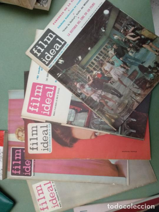 Coleccionismo de Revistas y Periódicos: Film Ideal - Lote 37 Revistas - Bien conservadas - Foto 6 - 206828525