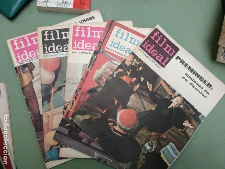 Coleccionismo de Revistas y Periódicos: Film Ideal - Lote 37 Revistas - Bien conservadas - Foto 7 - 206828525