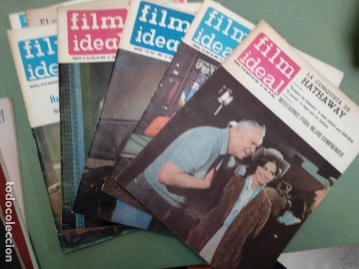 Coleccionismo de Revistas y Periódicos: Film Ideal - Lote 37 Revistas - Bien conservadas - Foto 8 - 206828525