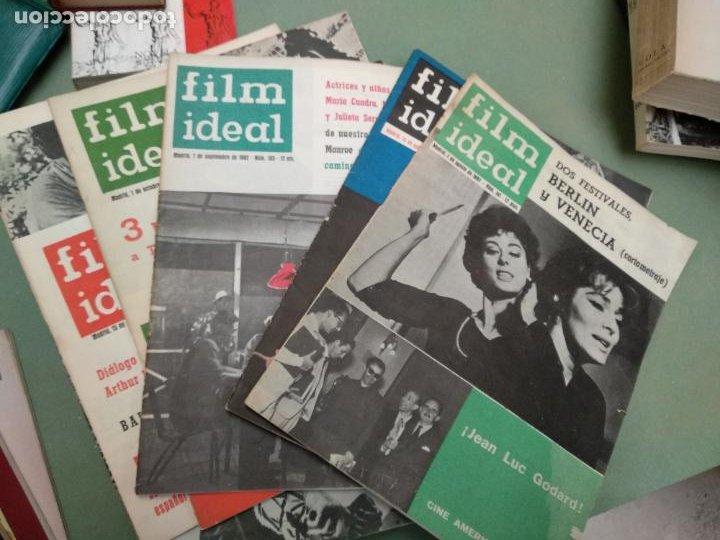 FILM IDEAL - LOTE 37 REVISTAS - BIEN CONSERVADAS (Coleccionismo - Revistas y Periódicos Modernos (a partir de 1.940) - Otros)