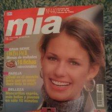 Coleccionismo de Revistas y Periódicos: MIA N 440 DEL 13 AL 19 DE FEBRERO DE 1995. Lote 206839792