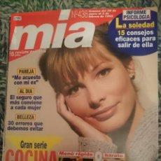 Coleccionismo de Revistas y Periódicos: MIA N 438 DEL 30 ENERO AL 5 DE FEBRERO DE 1995. Lote 206839798