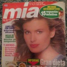 Coleccionismo de Revistas y Periódicos: MIA N 435 DEL 9 AL 15 ENERO DE 1995. Lote 206839818