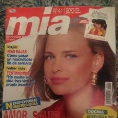 Coleccionismo de Revistas y Periódicos: MIA N 411 DEL 25 AL 31 JULIO DE 1994. Lote 206839823