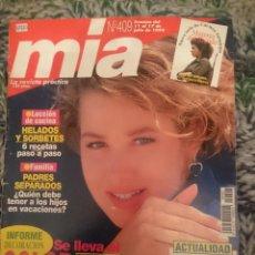 Coleccionismo de Revistas y Periódicos: MIA N 409 DEL 11 AL 17 JULIO DE 1994. Lote 206839828