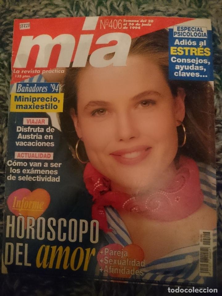 MIA N 406 DEL 20 AL 26 JUNIO DE 1994 (Coleccionismo - Revistas y Periódicos Modernos (a partir de 1.940) - Otros)