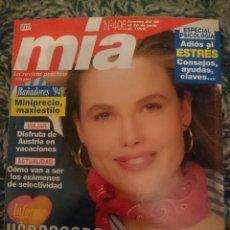 Coleccionismo de Revistas y Periódicos: MIA N 406 DEL 20 AL 26 JUNIO DE 1994. Lote 206839836