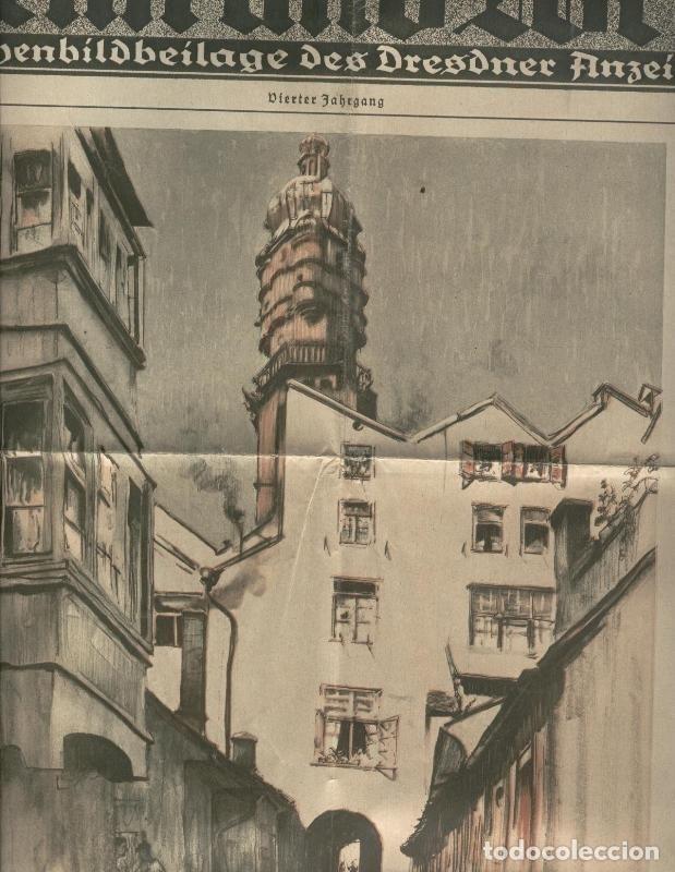 HEIM UND WELT NUMERO 31 (Coleccionismo - Revistas y Periódicos Modernos (a partir de 1.940) - Otros)