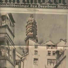 Coleccionismo de Revistas y Periódicos: HEIM UND WELT NUMERO 31. Lote 206840982