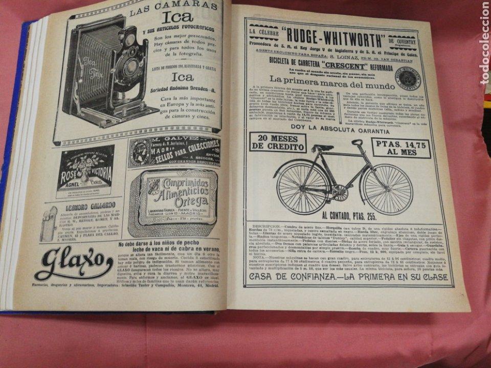 Coleccionismo de Revistas y Periódicos: Blanco y negro 1913. II Semestre. - Foto 2 - 206878896