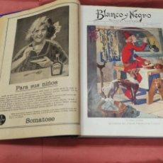 Coleccionismo de Revistas y Periódicos: BLANCO Y NEGRO 1913. II SEMESTRE.. Lote 206878896