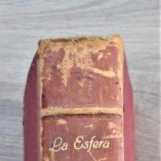 Coleccionismo de Revistas y Periódicos: TOMO REVISTA LA ESFERA SEGUNDO SEMESTRE AÑO 1917 CON EL NÚMERO EXTRAORDINARIO DEDICADO A BARCELONA. Lote 206889417