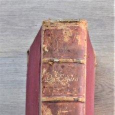 Coleccionismo de Revistas y Periódicos: TOMO REVISTA LA ESFERA PRIMER SEMESTRE AÑO 1915. Lote 206890263