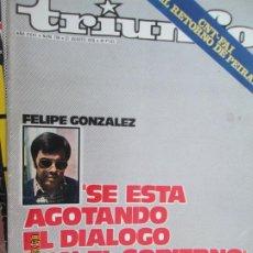 Collezionismo di Riviste e Giornali: TRIUNFO REVISTA Nº 708 - 21-08-1976 - FELIPE GONZALEZ , SE ESTA AGOTANDO EL DIALOGO. Lote 206977917