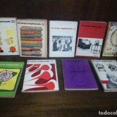 Coleccionismo de Revistas y Periódicos: EL CORNO EPLUMADO - 10 NUMEROS AÑOS 60, VER FOTOS Y DESCRIPCIÓN. Lote 207042621