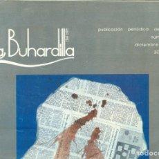 Coleccionismo de Revistas y Periódicos: NUMULITE * LA BUHARDILLA DEL ARTE PUBLICACIÓN PERIÓDICA DE ARTE Nº 1 1986. Lote 207045726