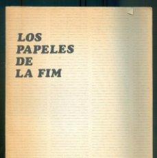 Coleccionismo de Revistas y Periódicos: NUMULITE * LOS PAPELES DE LA FIM 1 FEBRERO. Lote 207046171