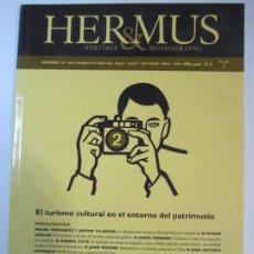 Coleccionismo de Revistas y Periódicos: REVISTA HERMUS HERITAGE MUSEOGRAPHY Nº2 SEPTIEMBRE OCTUBRE 2009. Lote 207079246