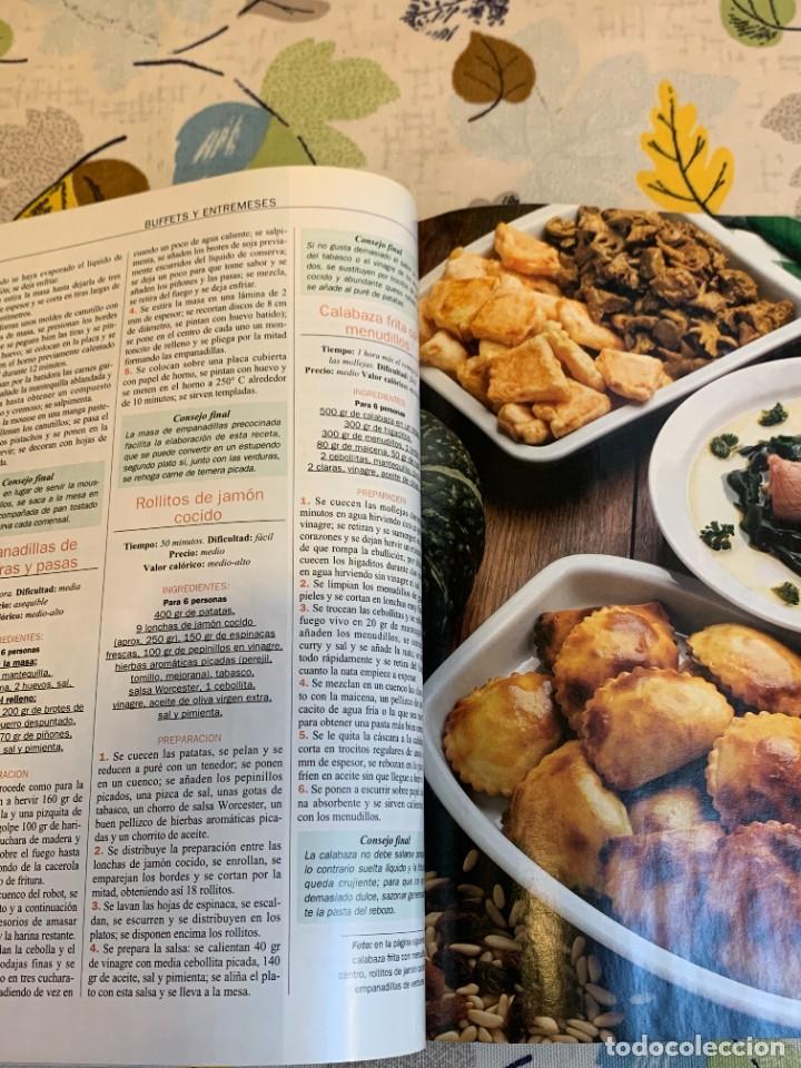 Coleccionismo de Revistas y Periódicos: Revista Cocinar Hoy, Octubre de 1994. Gran selección de platos fuertes. Nueva. - Foto 4 - 207117220