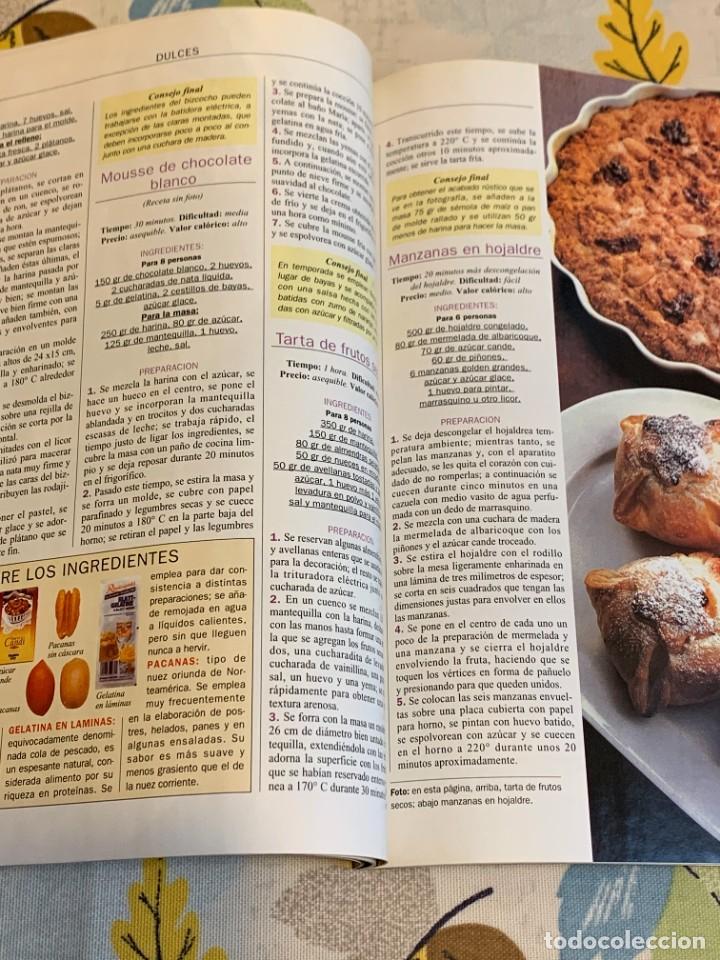 Coleccionismo de Revistas y Periódicos: Revista Cocinar Hoy, Octubre de 1994. Gran selección de platos fuertes. Nueva. - Foto 5 - 207117220