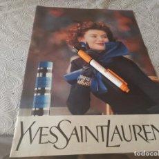 Coleccionismo de Revistas y Periódicos: RIVE GAUCHE YVES SAINT LAURENT ANUNCIO PUBLICIDAD REVISTA 1989. Lote 207118845