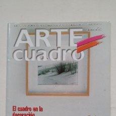 Coleccionismo de Revistas y Periódicos: REVISTA ARTE CUADRO Nº 23. DICIEMBRE 1999. LOS MARCOS DE LOS GRANDES ARTISTAS. TDKC56. Lote 207119382