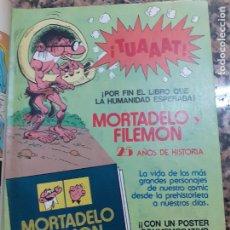 Coleccionismo de Revistas y Periódicos: ANUNCIO MORTADELO BRUGUERA. Lote 207119430