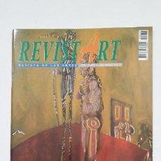 Coleccionismo de Revistas y Periódicos: REVISTART Nº 83. REVISTA DE LAS ARTES. AÑO IX. 2003. JUAN CARLOS ROMANO. TDKC56. Lote 207119703