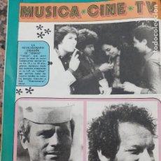 Coleccionismo de Revistas y Periódicos: BUD SPENCER TERENCE HILL TOBAGO COLLAGE. Lote 207119800