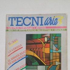 Coleccionismo de Revistas y Periódicos: REVISTA TECNIARTE N° 2. DICIEMBRE 87 ENERO 88. 1987 / 1988. TDKC56. Lote 207119828