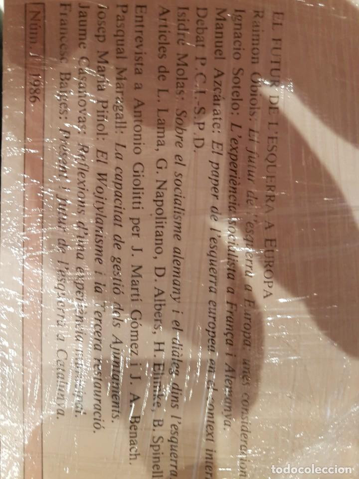 Coleccionismo de Revistas y Periódicos: OPINIÓ SOCIALISTA 14 TOMOS REVISTA DEL PSC AÑOS 80 - Foto 3 - 207127603