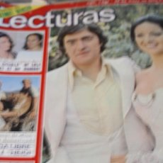 Coleccionismo de Revistas y Periódicos: AMPARO MUÑOZ PAXI ANDION LOS PAYASOS DE LA TELE HELMUT BERGER 1976. Lote 207139791