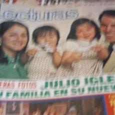 Coleccionismo de Revistas y Periódicos: YOLANDA RIOS UN DOS TRES LOS PAYASOS DE LA TELE JULIO IGLESIAS MARISOL 1974. Lote 207140345