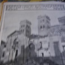Coleccionismo de Revistas y Periódicos: LA UNION ILUSTRADA Nº 382 SEVILLA ARCHIDONA MALAGA VALENCIA MADRID 1910. Lote 207192811