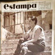 Coleccionismo de Revistas y Periódicos: ESTAMPA. REVISTA GRAFICA. AÑO 8 Nº 387 15 JUNIO 1935 - A-REVIL-0608. Lote 207231971