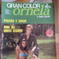 Coleccionismo de Revistas y Periódicos: FOTONOVELA ORNELA GRAN COLOR NÚMERO 56. Lote 207234703